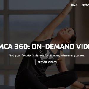 无需注册会员 支持所有设备YMCA 免费在线瑜伽课程 燃烧脂肪、美化线条动起来