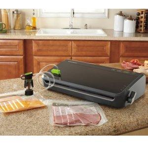 The FoodSaver® FM2100 Vacuum Sealing System | Foodsaver