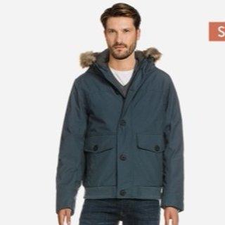 低至28折 €79.99起闪购:Timberland 男士外套 夹克特卖会