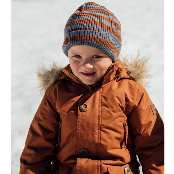 儿童保暖防风外套