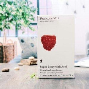 5折 $37.5(原价$75)最后一天:裴礼康 Super Berry 抗衰抗氧化果饮 30日量