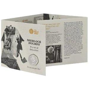 The Royal Mint神探夏洛克2019年版