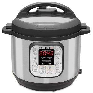 $64.99(原价$139.95 销量冠军史低价:Instant Pot DUO80 七合一多功能电压力锅 8夸脱