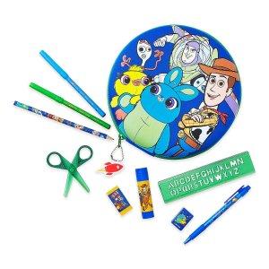 DisneyToy Story 4 Zip-Up Stationery Kit