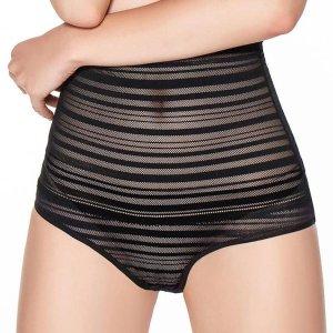 Eve's Temptation3条$39;5条$49高腰蕾丝内裤
