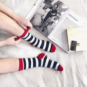 低至7折,百搭神器Happy Socks官网:多款趣味萌袜、小裤热卖