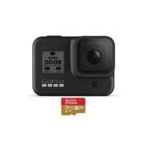 GoPro新款 Hero 8 Black 含 32G Card