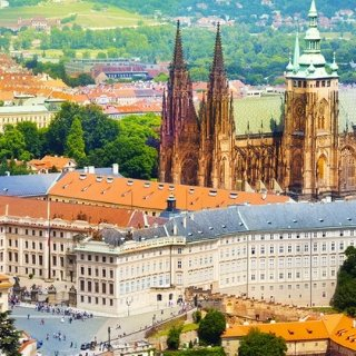 As Low as $5496-Day Prague Vacation with Hotels and Air