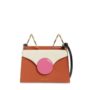 Danse LenteMINI PHOEBE LEATHER SHOULDER BAG