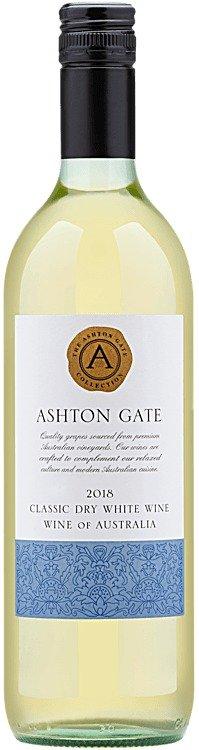 2018 Ashton Gate 桃子+菠萝+蜂蜜口味白葡萄酒