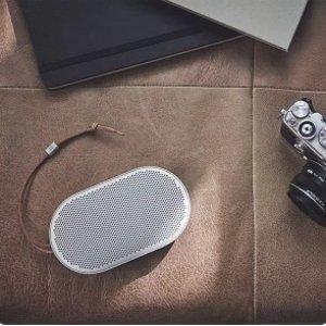 Savi同款P2低至€95Bang & Olufsen 蓝牙音箱、无线耳机热卖 Beoplay P2好价