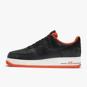 Nike10月21日8AM上架!Air Force 1 万圣节 南瓜配色