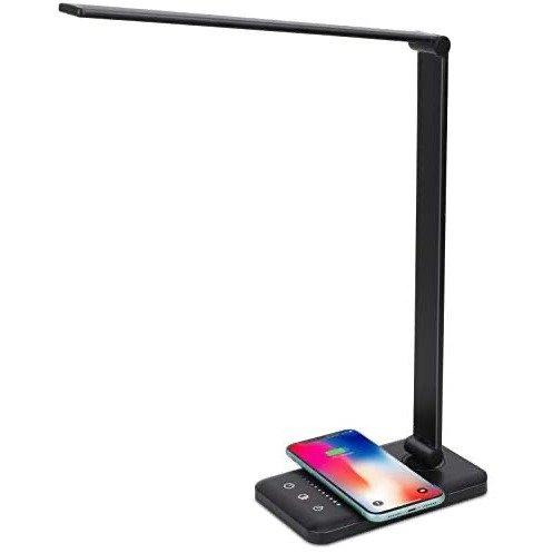 CAIKH LED可调光台灯 带无线充电功能