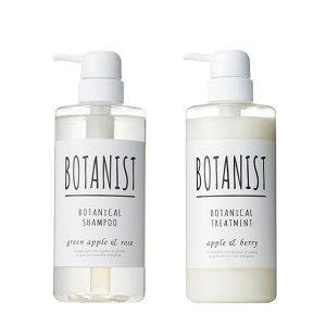 Botanist无硅油氨基酸洗发水