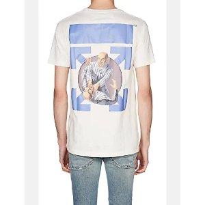 OFF-WHITE C/O VIRGIL ABLOH男士T恤