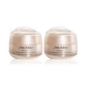 Shiseido买2瓶享7折盼丽风姿眼霜