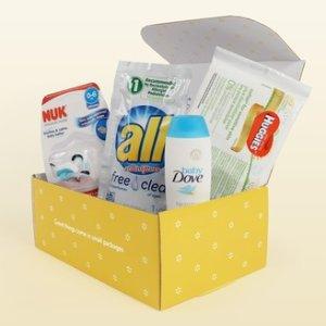 FreeWalmart Free Welcome Box