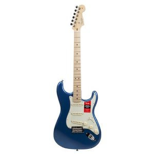 Fender 美专 Stratocaster 限量版电吉他 湖蓝色