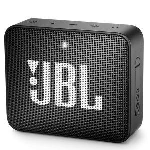 JBL Go 2 黑色 便携音箱