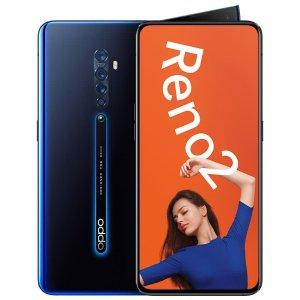 $405.99包邮OPPO Reno2 4800W四摄 升降式前置 8GB+128GB 智能手机