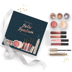 25% Offwith Sitewide + Free CRYSTALLINE GLOW BRONZER & HIGHLIGHTER PALETTE($34Value)  With a $75 Ppurchase@ Bare Minerals