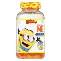 L'il Critters 复合维生素,草莓香蕉味,190粒
