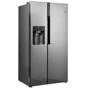 仅售€1099(原价€2149)LG GSL 561 对开门电冰箱 特价 带制冰器 童锁
