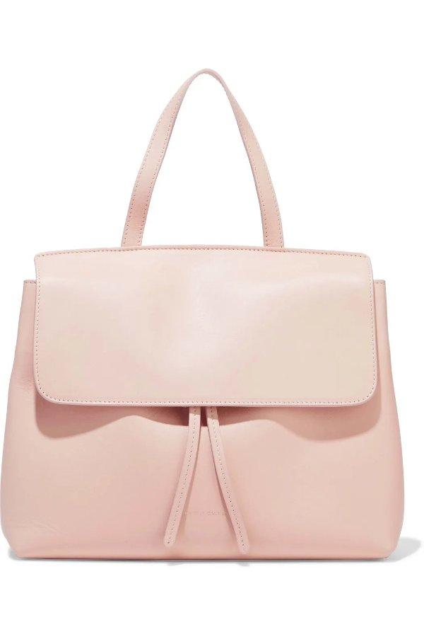 淡粉色单肩包