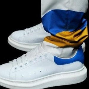 8折+折扣区低至4折可叠加 £288起多色小白鞋Alexander McQueen 专场 爆款小白鞋折扣热卖!