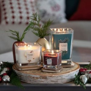 Buy 1 get 2 free pillar candlesBlack Friday Sale @ Yankee Candle