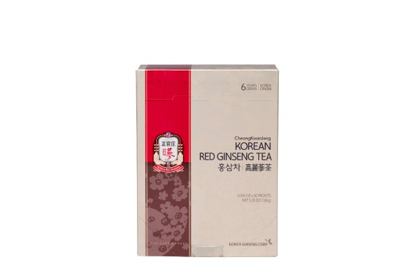 红参茶包50包