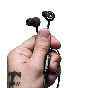 英国直邮¥188史低价:Marshall Mode EQ 重低音入耳式耳机