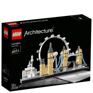 Lego建筑系列 :伦敦