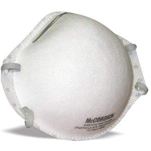量贩140枚$94.5Home Depot N95级别口罩热卖 双壳结构防颗粒物