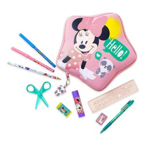 DisneyMinnie Mouse Zip-Up Stationery Kit