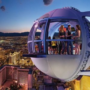 As Low as $19.99The High Roller at The LINQ