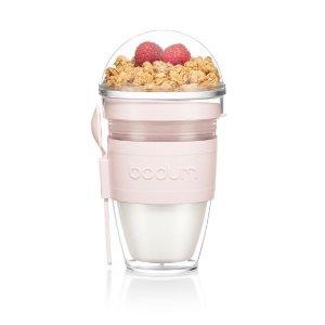 酸奶杯+勺子