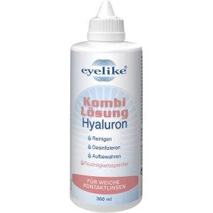 360ml仅€7.99Eyelike 隐形眼镜护理液 让你的隐形眼镜舒适又卫生