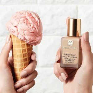 送最高8件豪华好礼Estee Lauder 全场美妆护肤品热卖 收小棕瓶、dw粉底