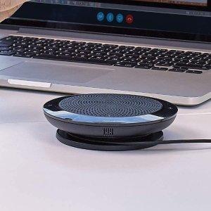 $103.74(原价$150.04)史低价:Jabra 410 USB视频会议麦克风扬声器
