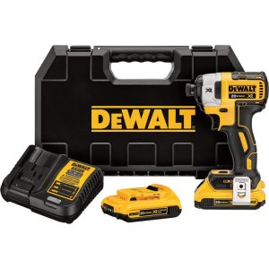 $199DEWALT MAX XR Brushless Impact Driver Kit