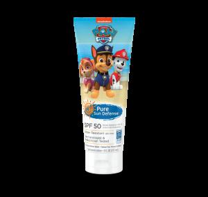 Pure Sun Defense Paw Patrol Kids Sunscreen Lotion, SPF 50, 8 oz