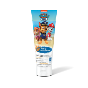 Pure Sun Defense Paw Patrol Kids Sunscreen Lotion, SPF 50, 8 oz
