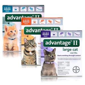 Advantage IIfor Cats