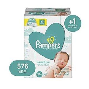 买2件减$5Amazon 婴幼儿湿巾,保健品特卖