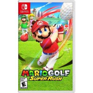 $59.99Mario Golf: Super Rush + Pin Set