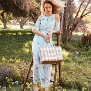 低至4折+包邮折扣升级:夏季美裙热卖 少女风、女神范超多款式