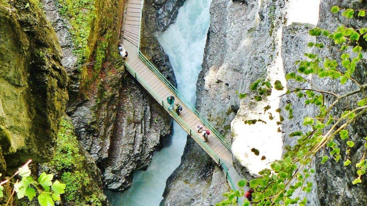 德国最美峡谷TOP10盘点|德国小众绝美峡谷、瀑布、吊桥鲜有人知,四季景色美如仙境