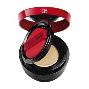 GIORGIO ARMANI beauty持妆优秀 色号全!红盖气垫