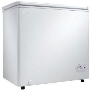 Danby 5.5 Cu.Ft. Chest Freezer